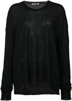 Alexander Wang knitted sweater - women - Cashmere - M