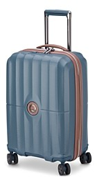 Delsey St. Tropez Expandable Carry-On Spinner Suitcase