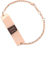 Jennifer Zeuner Jewelry Rose Gold Coated Sterling Silver Protected Bracelet New