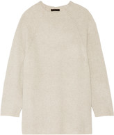 The Row Kandel ribbed cashmere sweater