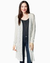 Charming charlie Sweet Afternoon Duster Cardigan