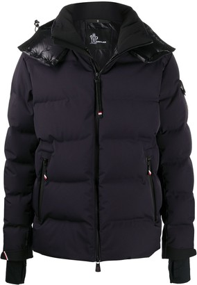 MONCLER GRENOBLE Extended-Cuff Quilted Jacket