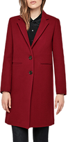 Gerard Darel Galeria Coat, Red