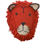 Anne Claire Crochet Lion Head
