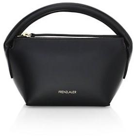 Frenzlauer Mini Bowl Leather Top Handle Bag
