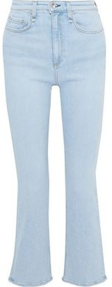 Rag & Bone Nina High-rise Flared Jeans
