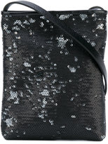 A.F.Vandevorst sequins embellished shoulder bag