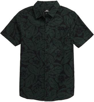 O'Neill Humdinger Short Sleeve Button-Up Shirt