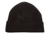 Ami Turn-up wool beanie hat