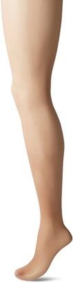 Leggs L'eggs Women's Silken Mist Control Top Sheer Toe Run Resist Silky Sheer Leg Panty Hose