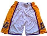 SnoKKe Men's Basketball Shorts Navy L