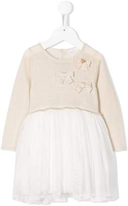Liu Jo Kids panelled princess dress