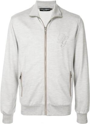 Dolce & Gabbana embroidered sweatshirt