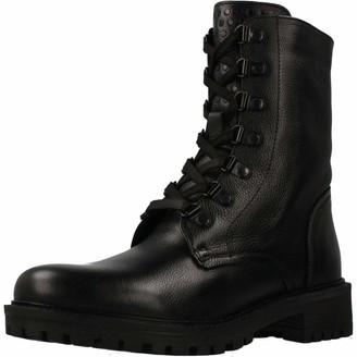 Geox Women's D HOARA G Mid Calf Boot