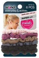 Conair Scunci® Everyday & Active® Mini Scrunchie 6 ct
