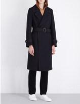 Joseph Khort double-wool coat