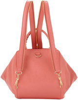 Balenciaga Giant Zip Traveler Backpack, Pink