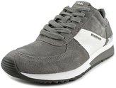 MICHAEL Michael Kors Allie Trainer Women US 10 Gray Fashion Sneakers