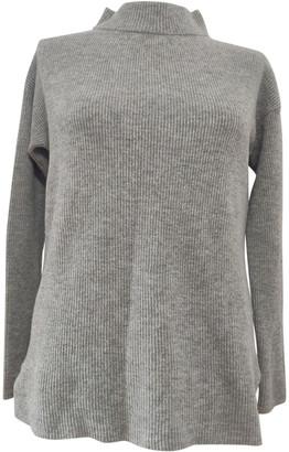 Boden Grey Wool Knitwear