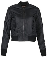 Schott BOMBER BY Black