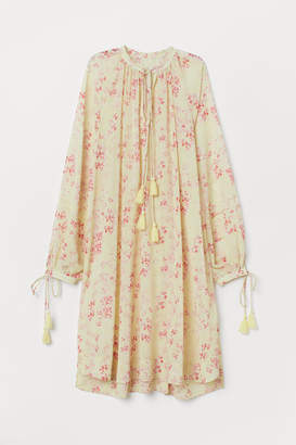 H&M Kaftan dress