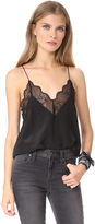Zadig & Voltaire Christy Lace Camisole