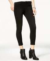 Celebrity Pink Juniors' Cuffed Skinny Ankle Jeans