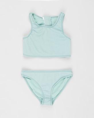 Duskii Aya Crop Bikini Set - Teens