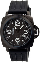 Breed Black Gunner Swiss Watch