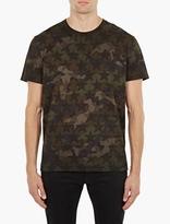 Valentino Khaki Camustar T-Shirt