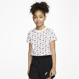 Conjugado Significativo Sombra  Nike Girls' Tops - ShopStyle