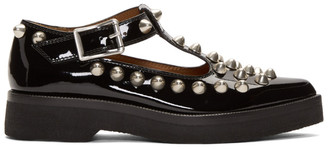 Marc Jacobs Black The Mary Jane Loafers