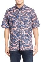 Reyn Spooner Men's Pailolo Channel Sport Shirt
