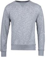Money Grey Marl Signature Ape Metal Crew Neck Sweatshirt