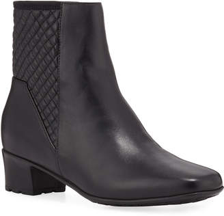 Sesto Meucci Yaire Waterproof Leather Booties