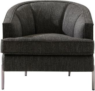 Chic Home Astoria Black Club Chair