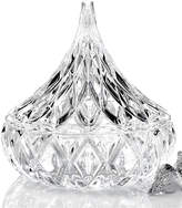 Godinger Candy Dish, Crystal Hershey's Kiss