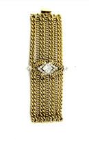 Elizabeth Cole Triangle Crystal Bracelet