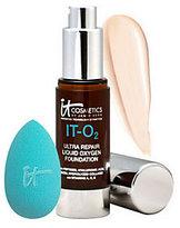 It Cosmetics IT-O2 Oxygen Liquid Foundation with Sponge