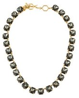 Tory Burch Crystal Collar Necklace