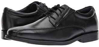 Dockers Endow 2.0 Bike Toe Oxford (Whiskey Polished Full Grain) Men's Shoes
