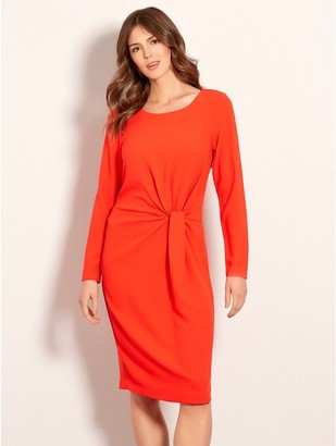 M&Co VILA tie front dress