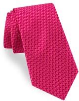 Ted Baker Men's Solid Silk & Cotton Tie