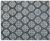 Pottery Barn Empire Scroll Rug - Indigo
