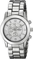 XOXO Women's XO5558 -Tone Bracelet Analog Watch