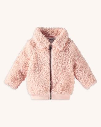 Splendid Baby Girl Faux Fur Jacket