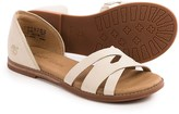 Timberland Caswell Closed-Back Sandals - Leather (For Women)