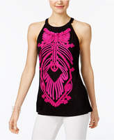 INC International Concepts Soutache Halter Top, Only at Macy's