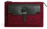 Asos Boucle Clutch Bag
