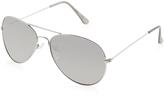 Accessorize Kathleen Aviator Sunglasses